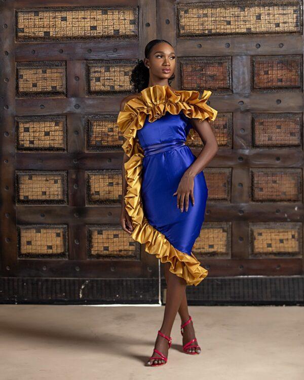 LadyBeellionaire Fashion Nigeria Maryland Collection