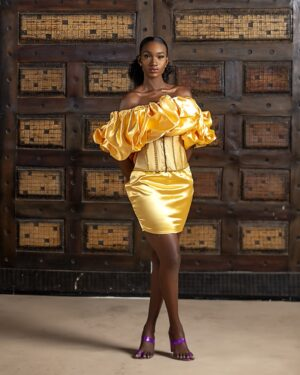 LadyBeellionaire Fashion Nigeria Maryland Collection