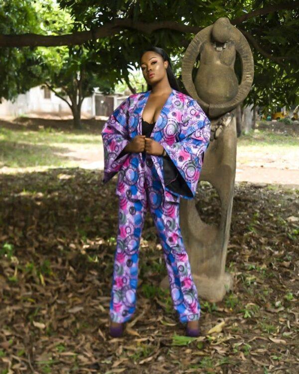 LadyBeellionaire Fashion Nigeria Indigenous