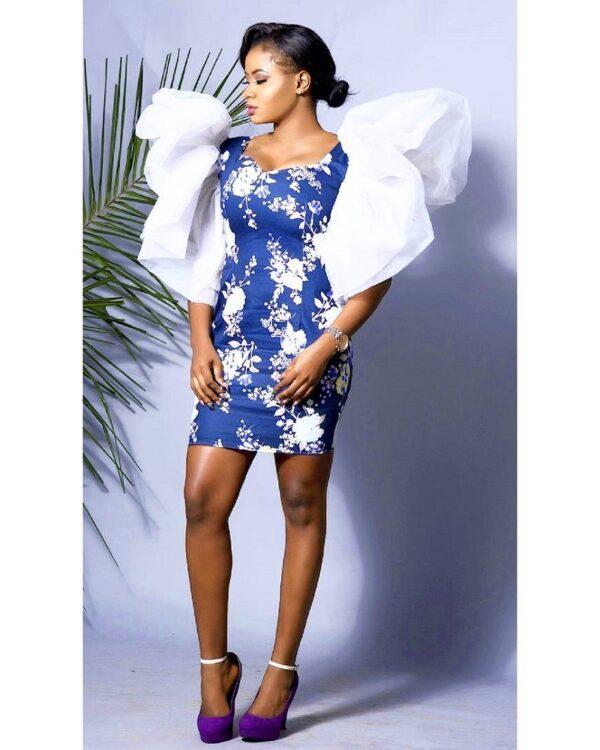 LadyBellionaire Fashion Nigeria Nlecha piece
