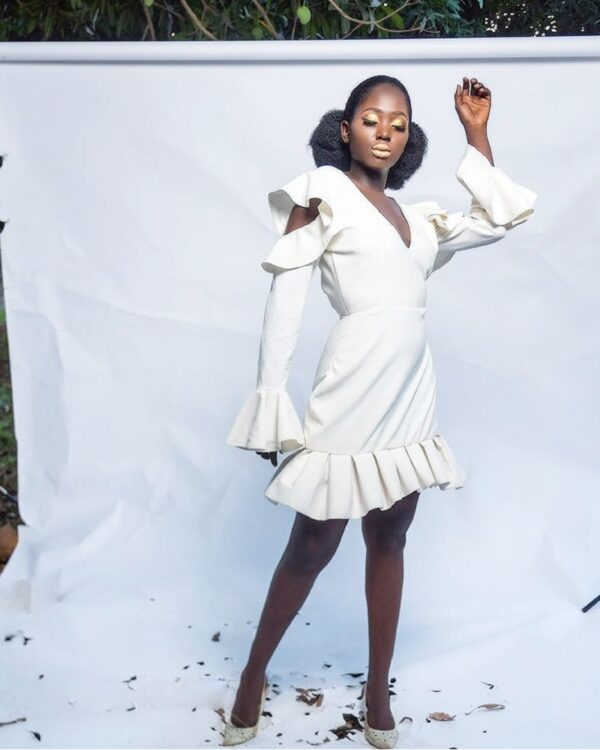 LadyBeellionaire Fashion Nigeria Sanguine Collection