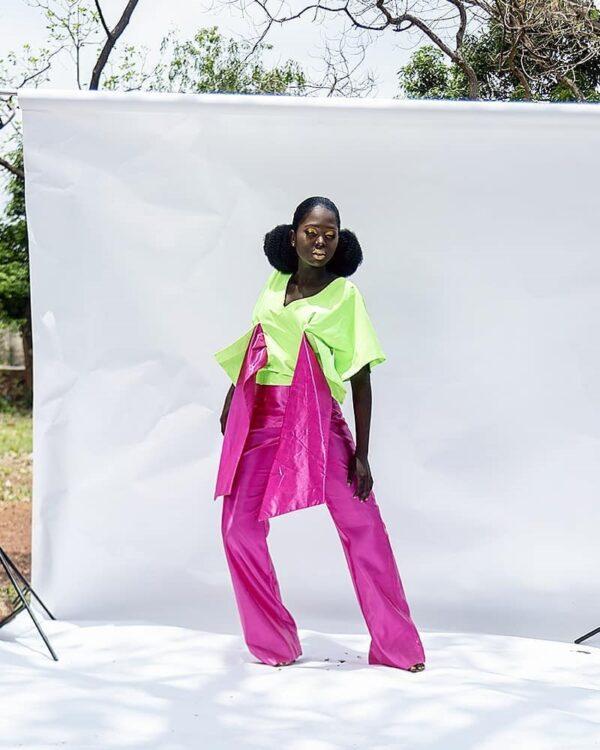LadyBeellionaire Fashion Nigeria Sanguine Collection