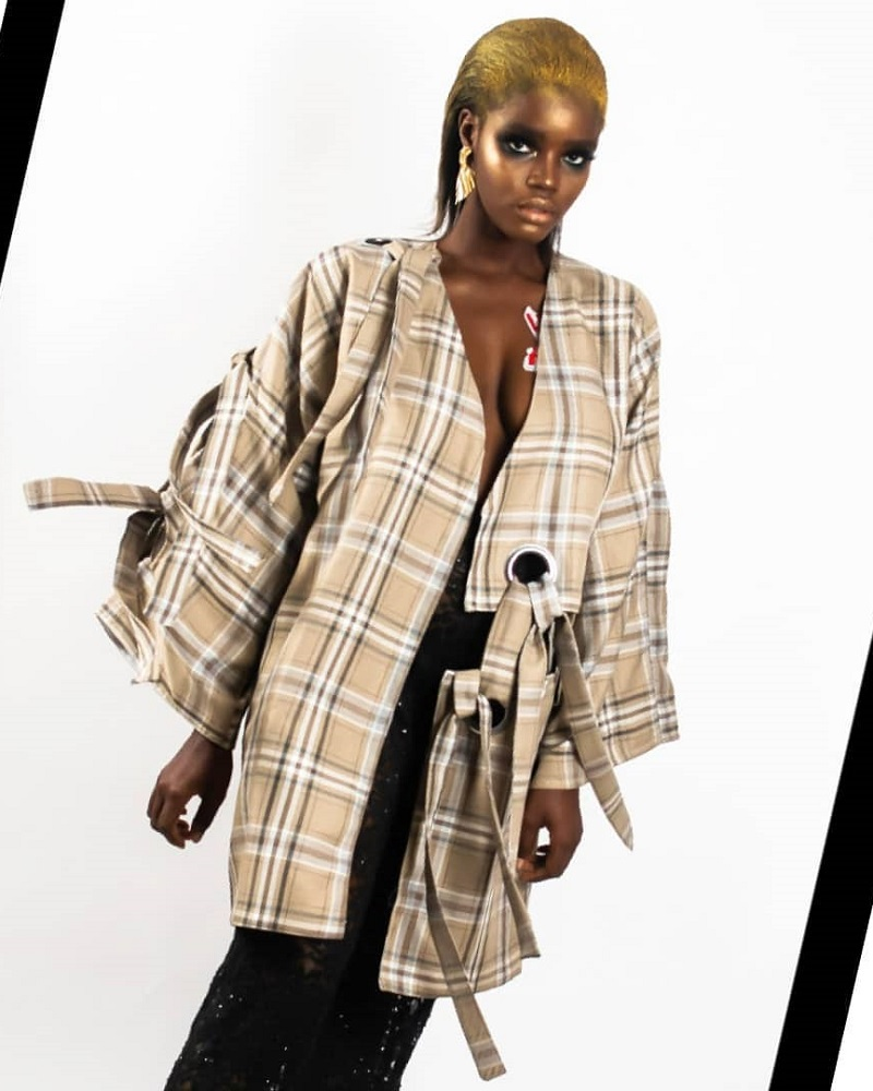 LadyBeellionaire Fashion Nigeria Unboxed piece