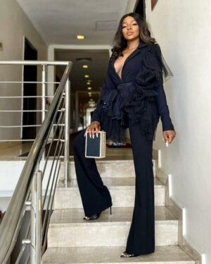 LadyBeellionaire Fashion Nigeria - Bol de Salade collection