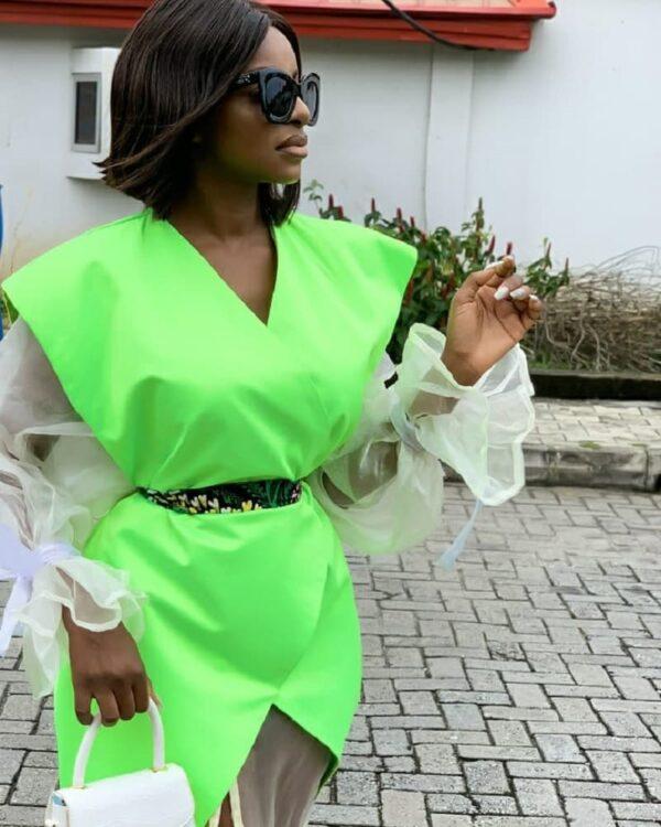 LadyBeellionaire Fashion Nigeria Sanguine 4