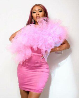 LadyBeellionaire Fashion Nigeria Soti Dress