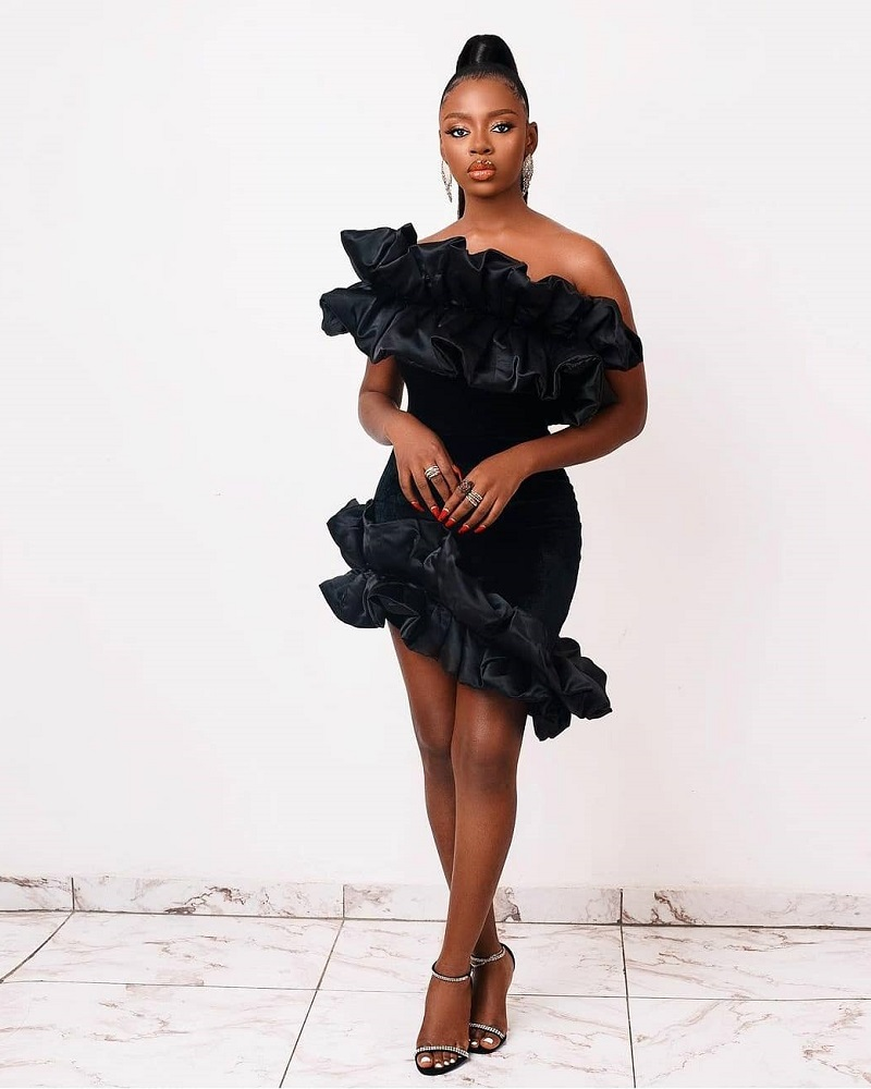 LadyBeellionaire Fashion Nigeria off season 2020 piece