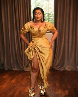 LadyBeellionaire Fashion Nigeria - Shaffy dress
