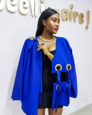 LadyBeellionaire Fashion Nigeria Unboxed Collection