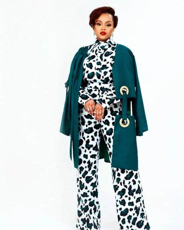 LadyBeellionaire Fashion Nigeria blowhole jacket piece