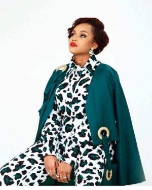 LadyBeellionaire Fashion Nigeria blowhole jacket piece