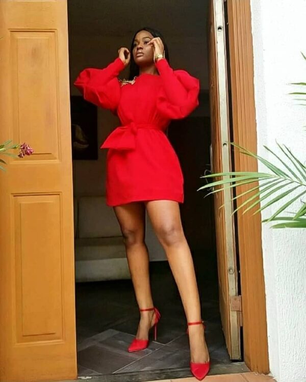 LadyBeellionaire Fashion Nigeria Maya outfit