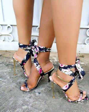 LadyBeellionaire Kim sandals