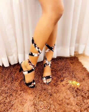 LadyBeellionaire Fashion Nigeria Mules