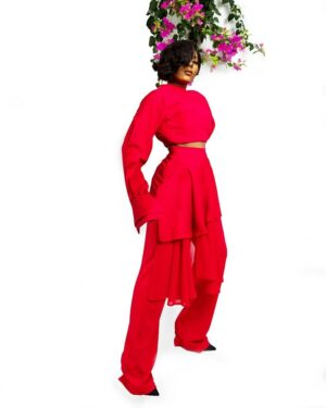 LadyBeellionaire Fashion Nigeria - Bertha Collection
