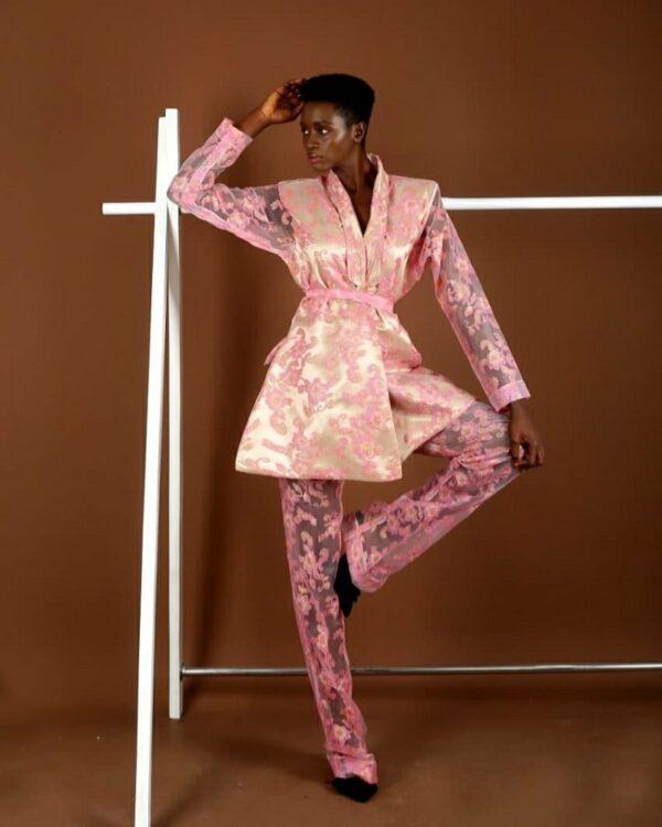 LadyBeellionaire Fashion Nigeria - Drapes collection