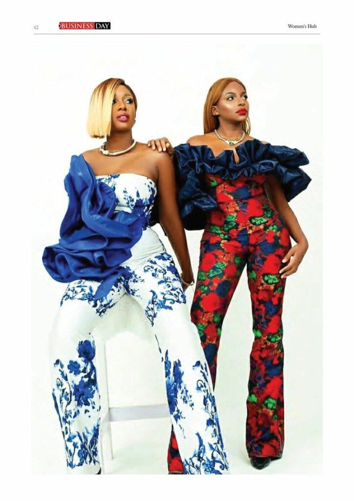 LadyBeellionaire Fashion Nigeria