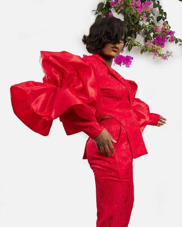 LadyBeellionaire Francisca suit