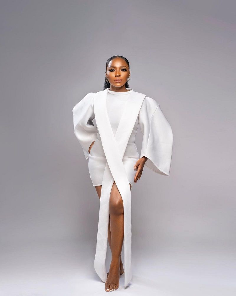 LadyBeellionaire Fashion Nigeria - X dress