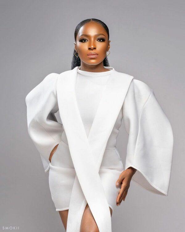 LadyBeellionaire Fashion Nigeria - X dress