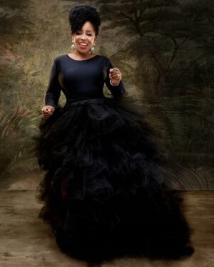 LadyBeellionaire Fashion Nigeria - gina 2-piece