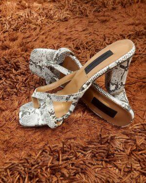 LadyBeellionaire Fashion Nigeria - Ophidian Mules