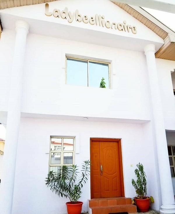 LadyBeellionaire Fashion Nigeria - location