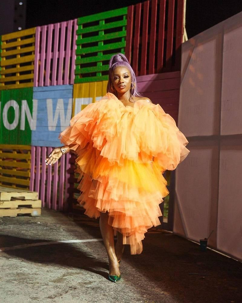 LadyBeellionaire Fashion Nigeria - Stories - Saidat Avala Balogun