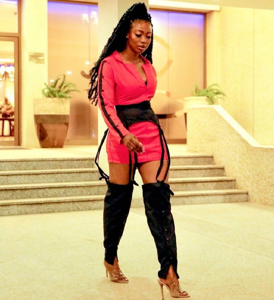 LadyBeellionaire Fashion Nigeria - Stories - Bolanle Olukanni