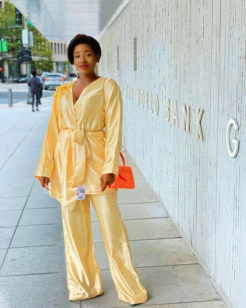 LadyBeellionaire Fashion Nigeria - Stories - Adebukola Oladipupo