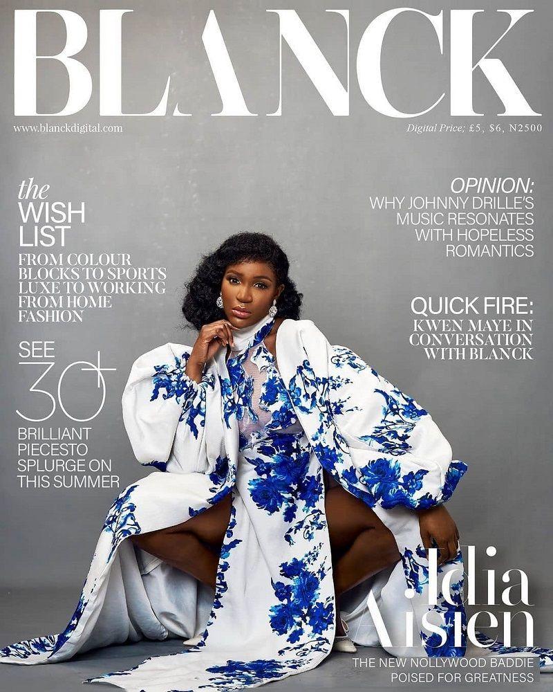 LadyBeellionaire Fashion Nigeria - Stories - idia aisien