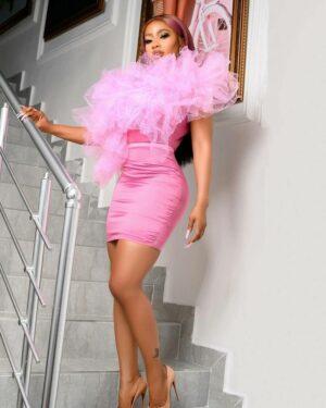 LadyBeellionaire Fashion Nigeria - Soti dress