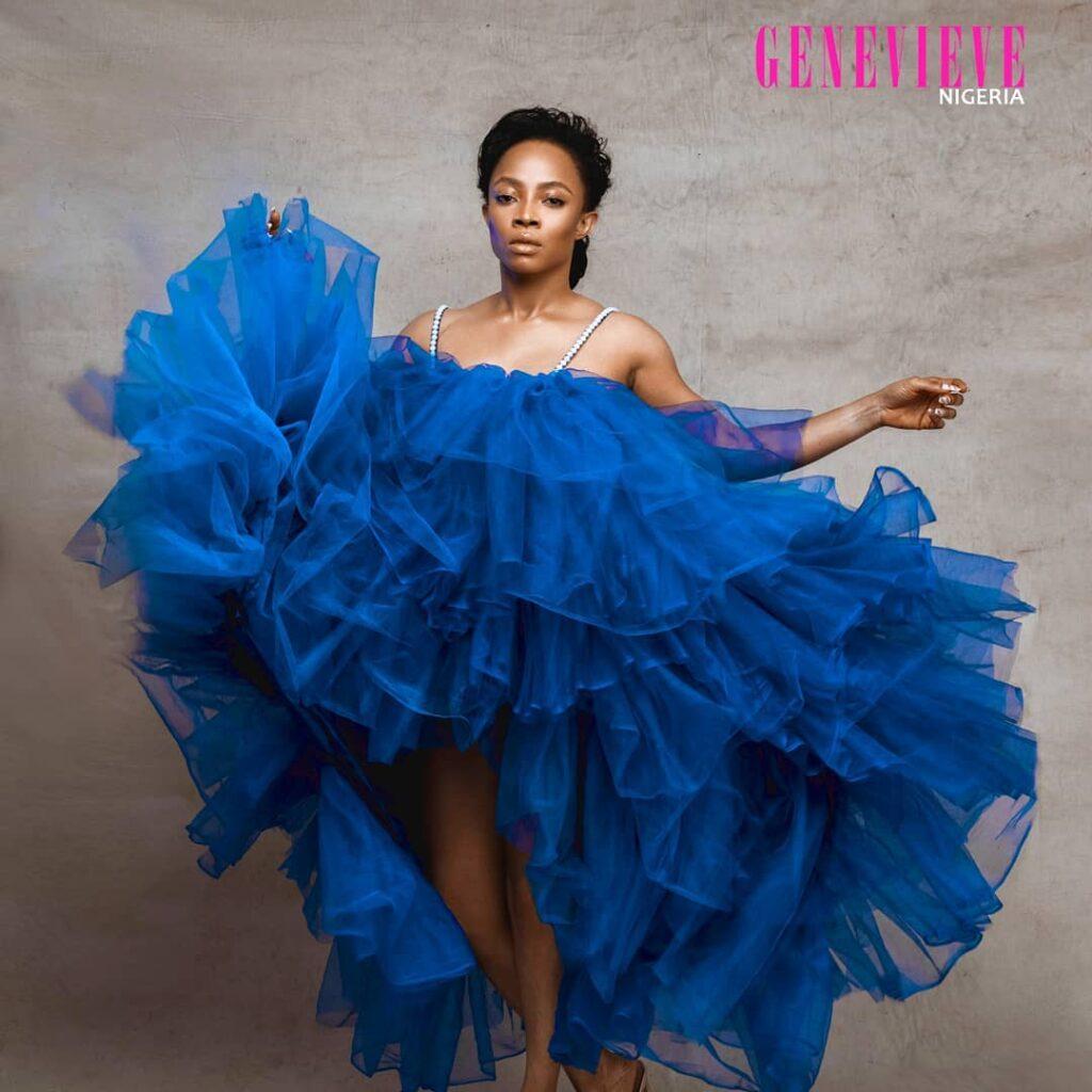 Toke Makinwa - LadyBeellionaire Fashion Nigeria - Stories
