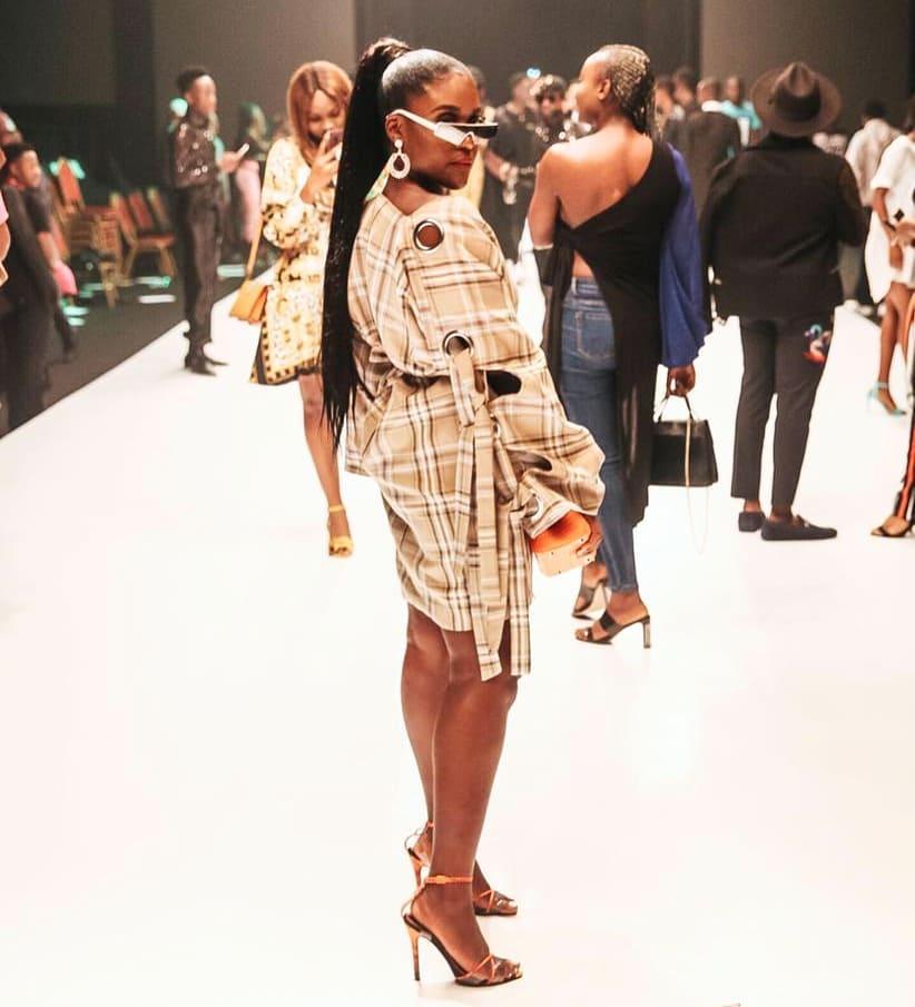 LadyBeellionaire Fashion Nigeria - Stories - Mairé